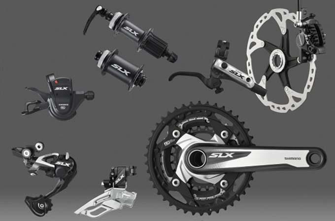 Cambio para bicicleta de monta/ña SHIMANO RD-M675